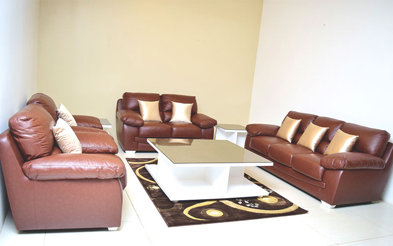 Leather Sofas - Biplous Uganda Limited